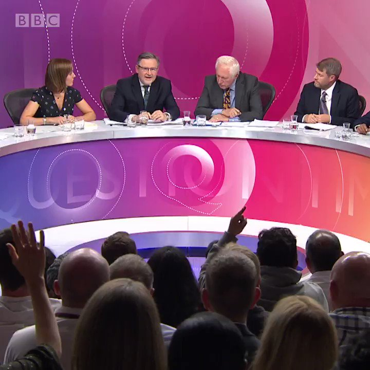 Your job was to make sure it didnt happen in the first place! @BarryGardiner says he was astonished to hear Chris Grayling say he would ensure railway failings wouldnt happen again #bbcqt