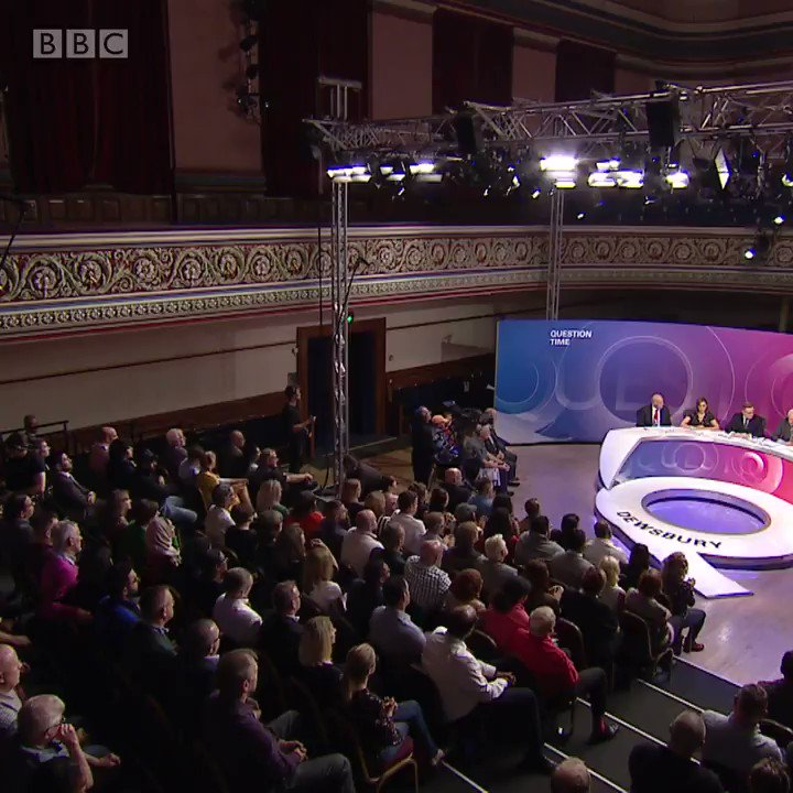 .@CSkidmoreUK says he did not agree with Boris Johnsons comments on burkas and says the inquiry will run its course #bbcqt
