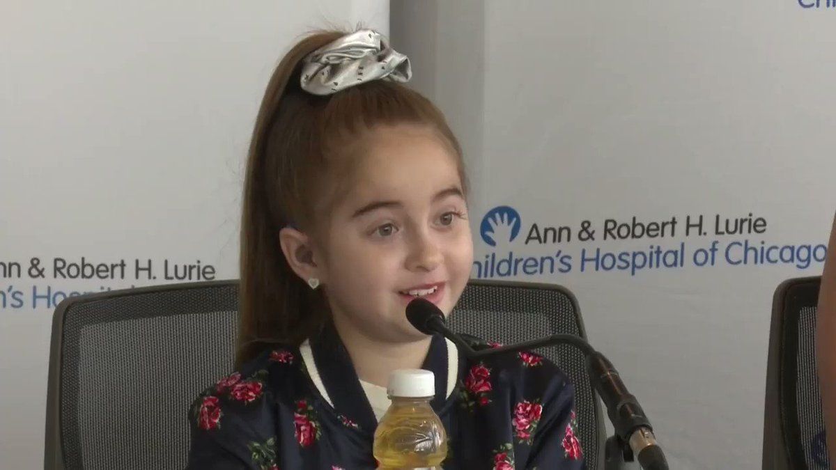 2018 in review: Eleven-year-old Sofia gets new heart and famous friend via @ReutersTV