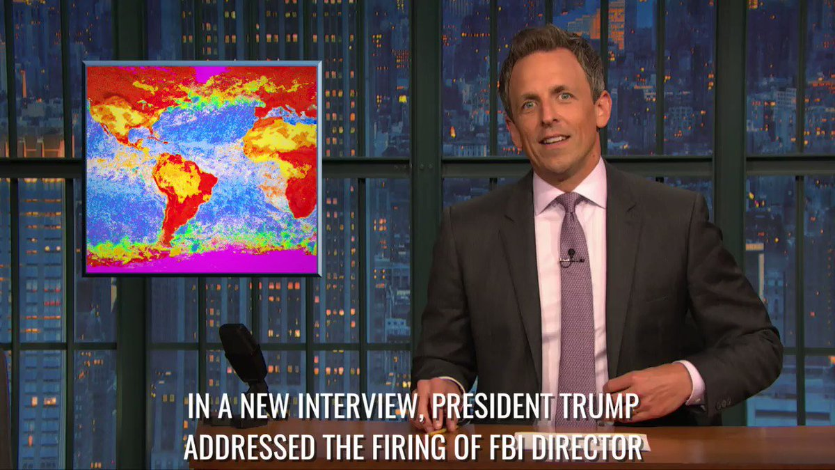 Image for the Tweet beginning: From tonight's #LNSM: Does Trump