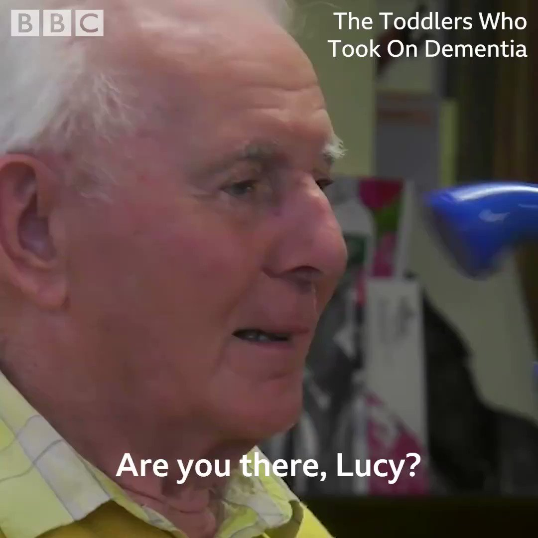 These toddlers are taking on dementia. #WorldAlzheimersDay