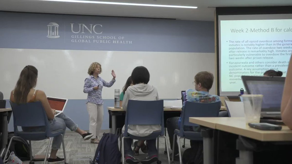 At @UNCpublichealth, faculty members teach about the world's most pressing health issues. Discover how they tackle these challenges head-on: https://t.co/lMCnWFBEos #UNC225 https://t.co/lThHSg9Vg4