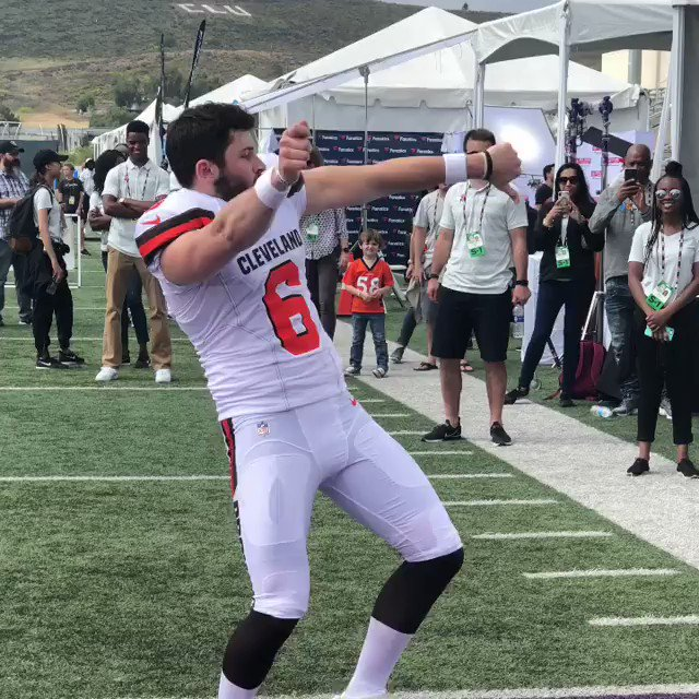 WTP Sports's photo on Baker Mayfield