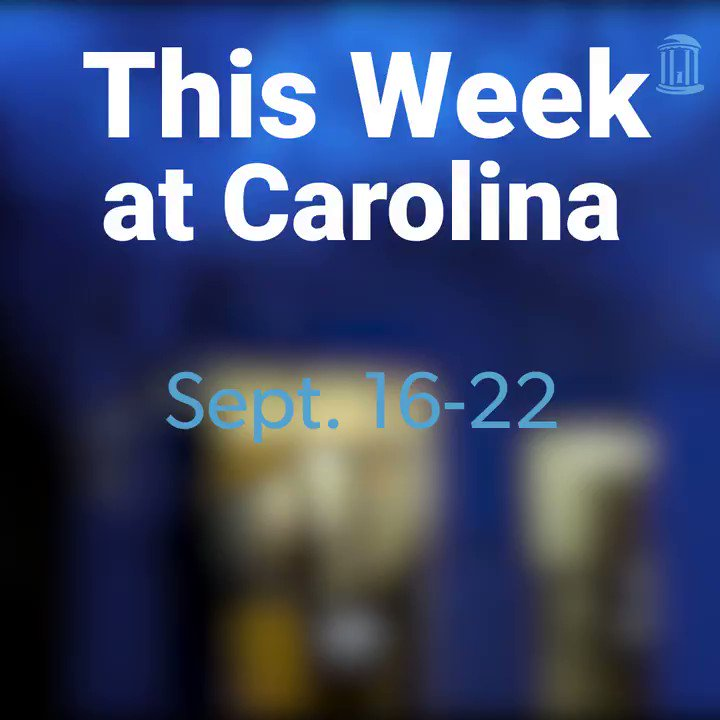This week at Carolina, volunteers filled @TarHeelFootball's truck with donations headed to areas affected by Hurricane Florence and @AcklandArt celebrated 60 years in our community. See what else you missed this week: https://t.co/SdE0bPE7tJ https://t.co/CT2UESUolY