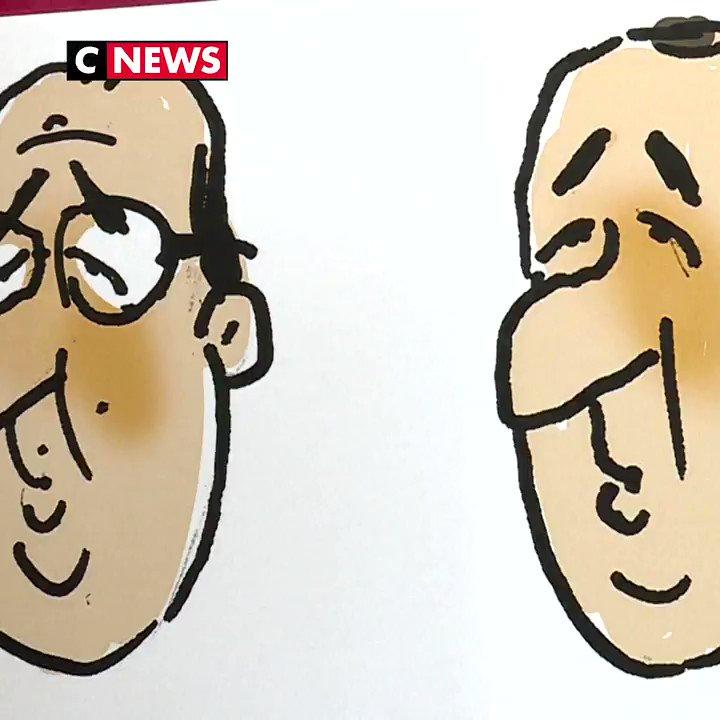 Dessine-moi un Macron, lexposition qui caricature le président de la République