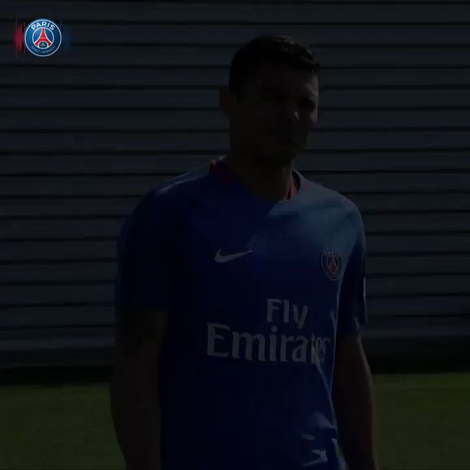 Happy birthday to Thiago Silva! The captain turns 34 today!