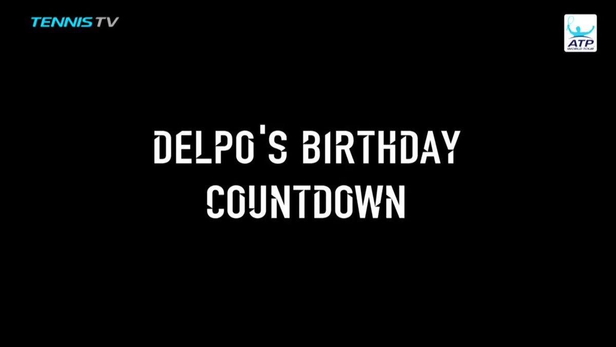 3️⃣...2️⃣...1️⃣... 🎉 ¡Felicita a @delpotrojuan en su 3⃣0⃣ cumpleaños! 🤗 ➡️bit.ly/2PTiAZ4
