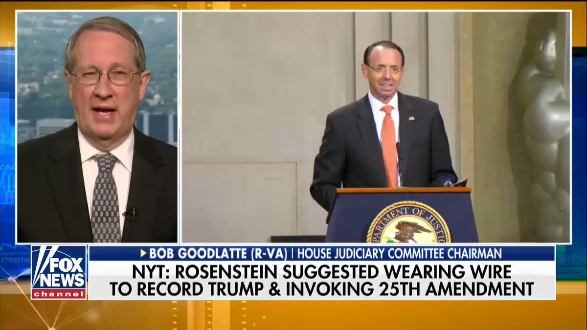 """Image for the Tweet beginning: .@RepGoodlatte: """"I think it is"""