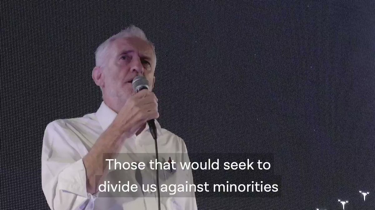 This is how we take on all those who seek to divide us. @TWT_NOW #Lab18