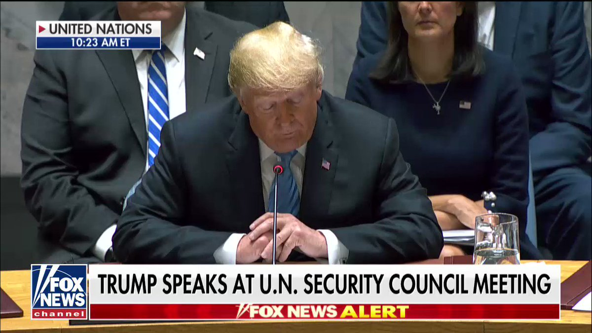 """.@POTUS: """"The Syrian regime's butchery is enabled by Russia and Iran."""" https://t.co/nWcgQEdzcF"""