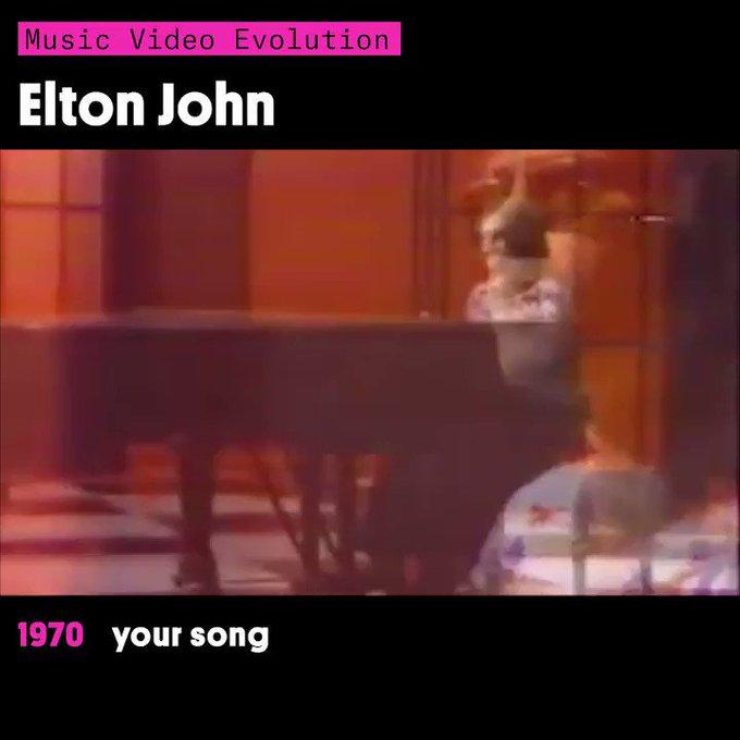 Happy birthday, Elton John!
