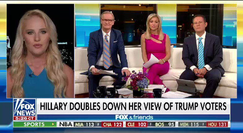 .@TomiLahren: 'Tone deaf' Hillary wants to distract voters | @foxandfriends