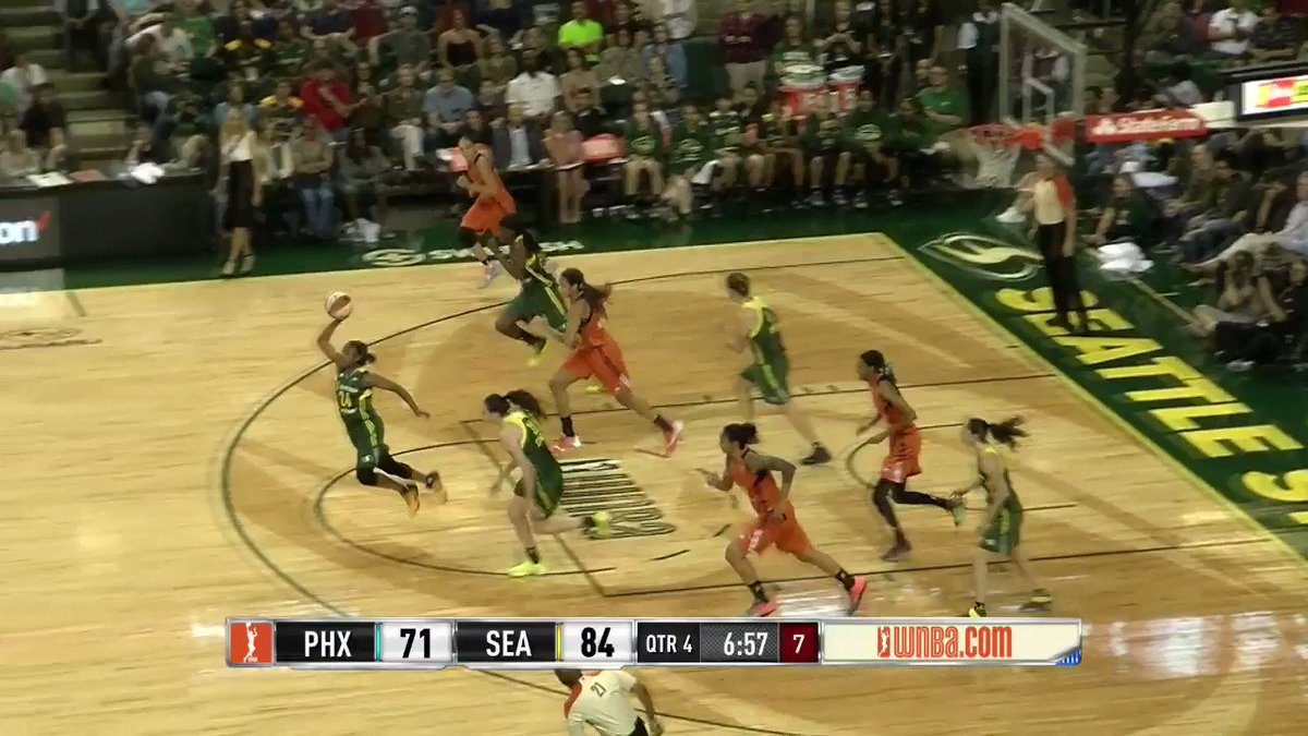 On her 25th birthday, watch @JewellLoyd WORK with the BEST of her WNBA career so far!  #WNBABDAY #WatchMeWork https://t.co/71R4gPJoab