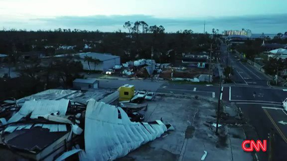 Images from Panama City, Florida. #HurricaneMichael https://t.co/y3c7li8H9O https://t.co/nK8HQ7WpL2
