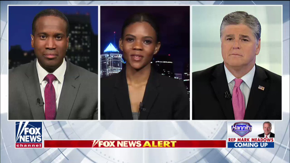 .@RealCandaceO: 'The left has become the party of hate and division.' #Hannity https://t.co/5jNd7Owm7F https://t.co/wKVpinqshj