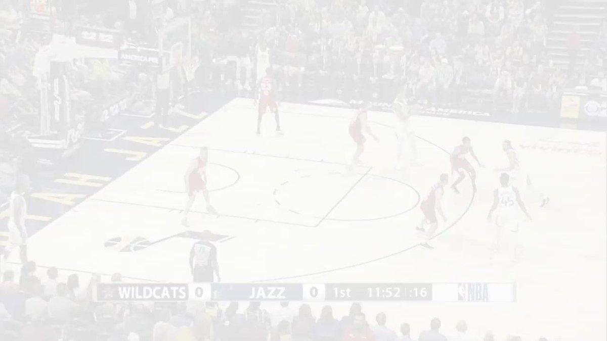 Take Note... the BEST of the @UtahJazz in the #NBAPreseason! https://t.co/FZ4poUpy3w