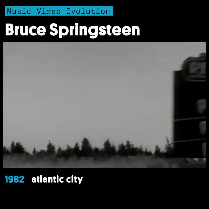 35 years ago today, Bruce @Springsteen's 'Born In The U.S.A.' album hit No. 1 on the #Billboard200 🇺🇸