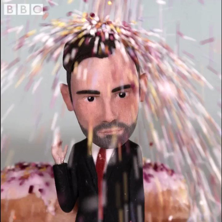 Good-bye Frank. We will miss you and your expert doughnut frying. You da bestest. #TheApprentice https://t.co/0N5uUf1Gn5