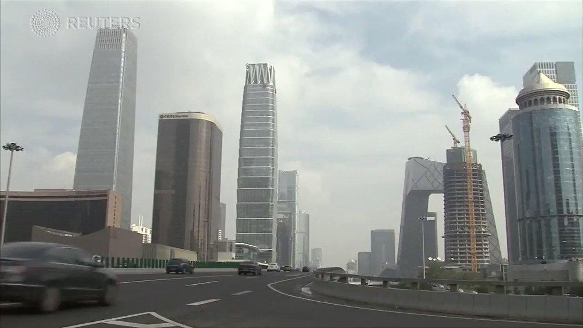 China's economy hits worst pace since global financial crisis https://t.co/xjIQJ5aqN4 via @ReutersTV https://t.co/DT3v8p6EkC