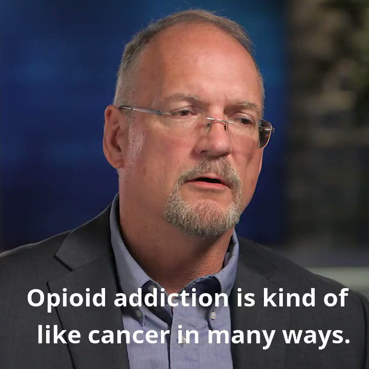 Image for the Tweet beginning: #OpiodAddiction does not discriminate -