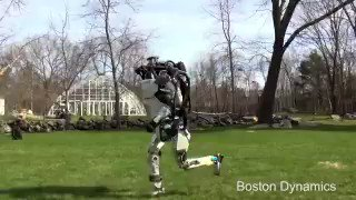 #Robots ready to run with #autonomous navigationby wef BostonDynamics  #AI #ArtificialIntelligence #Robotics #Automation #Tech #IoT #InternetOfThings #DigitalTransformation #Innovation #Machines #Videos #RTCc: MikeQuindazzi