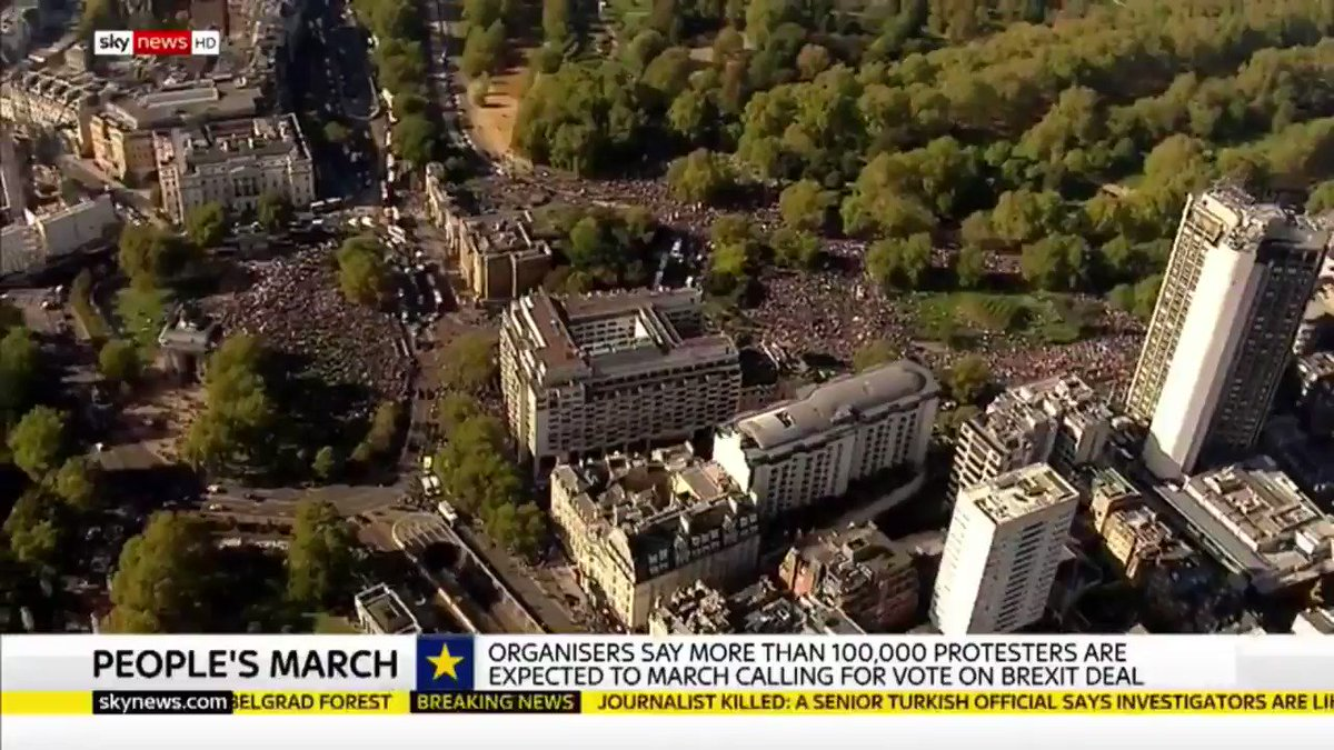 People's Vote UK's photo on #PeoplesVoteMarch