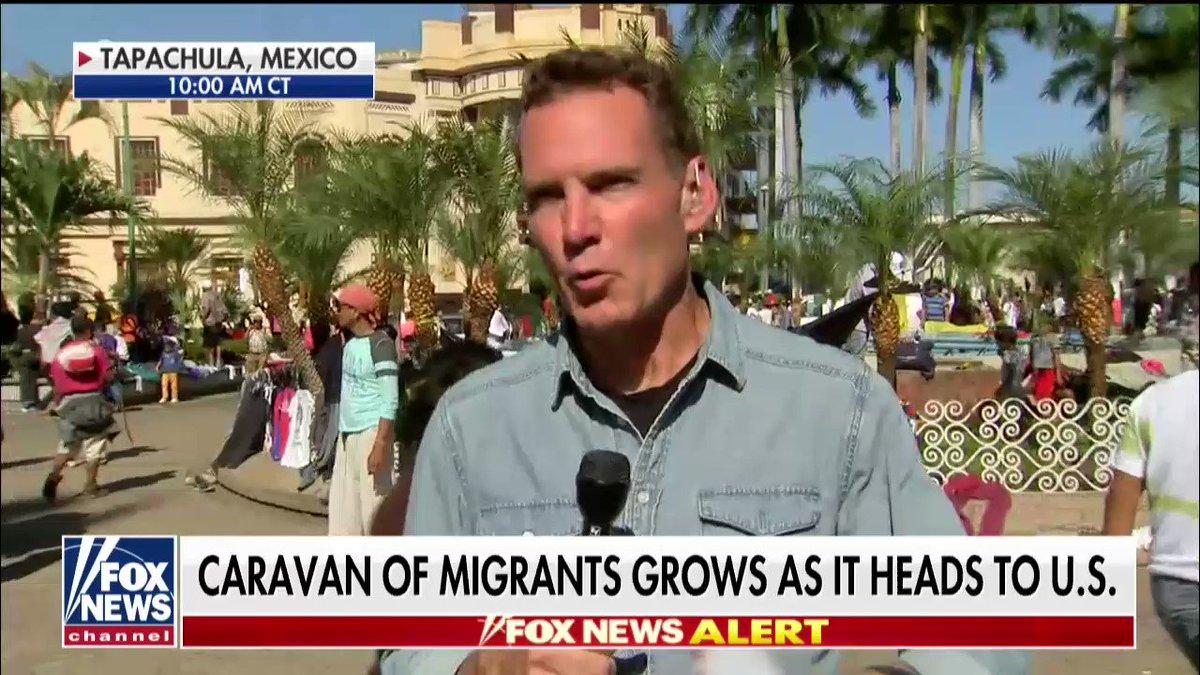 Caravan of migrants grows as it heads to U.S. @AmericaNewsroom https://t.co/UlPJaD0c9e https://t.co/J1K9QyMIft