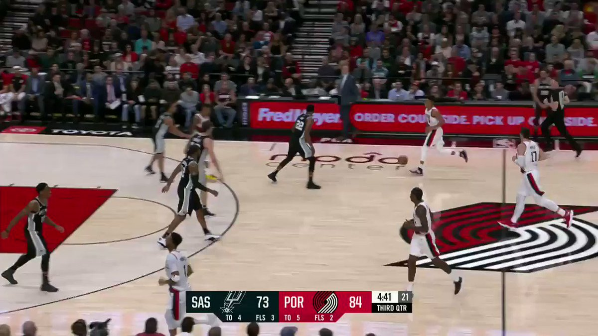 The BEST CROSSOVERS from around the Association during Week 1 of the 2018-19 season! https://t.co/HlpaQvVR4S