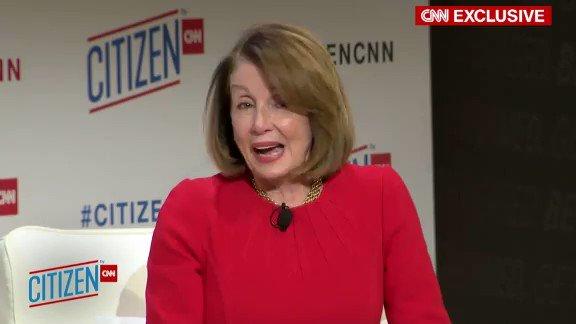 Nancy Pelosi: 'I am a great legislator.' https://t.co/SJybjhbRSE https://t.co/oEXw90YLqL