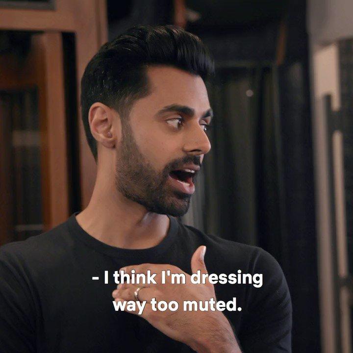 Watch as @hasanminhaj get's 'Queer Eye'd' by @TanFrance https://t.co/40ISIArvNB
