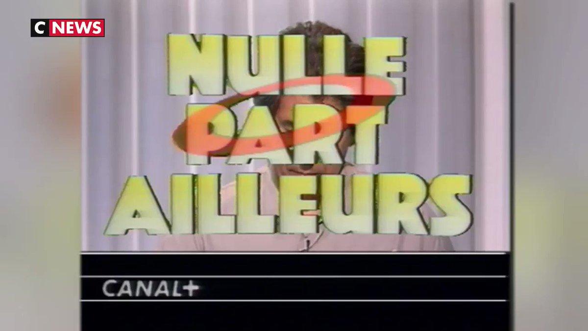 Le journaliste Philippe Gildas, animateur phare de Canal+ dans les années 90, est décédé dans la nuit de samedi à dimanche à lâge de 82 ans bit.ly/2SpzGzQ