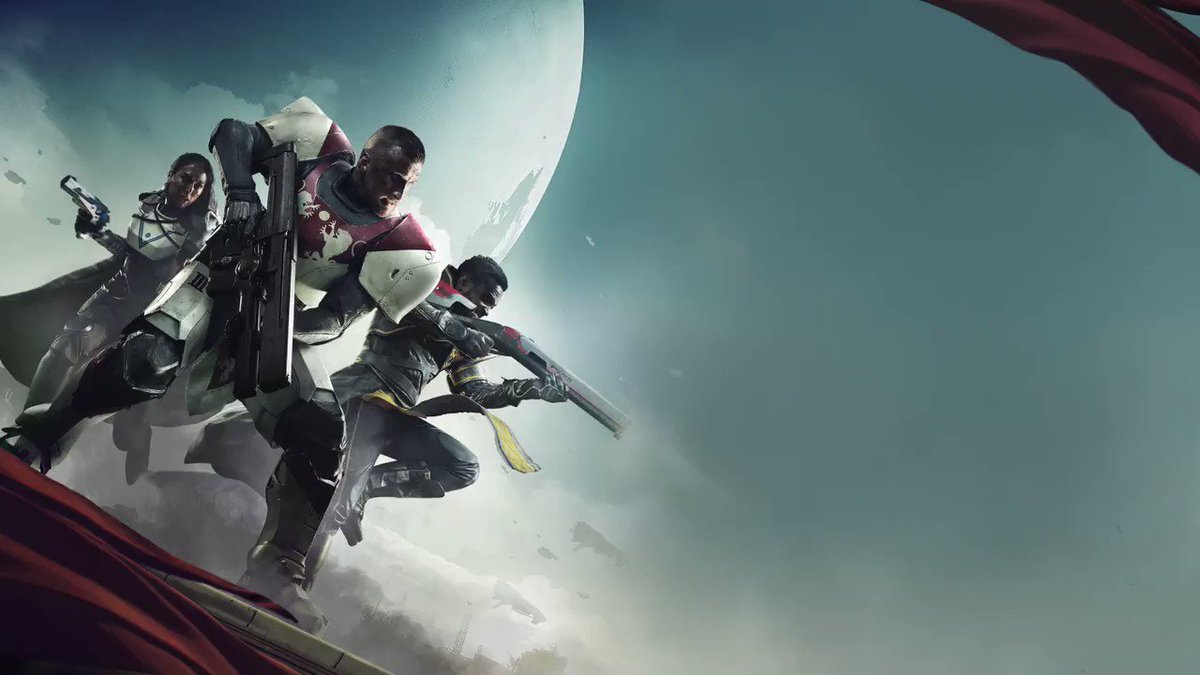 Destiny The Game On Twitter Celebrate The Anniversary Of Destiny