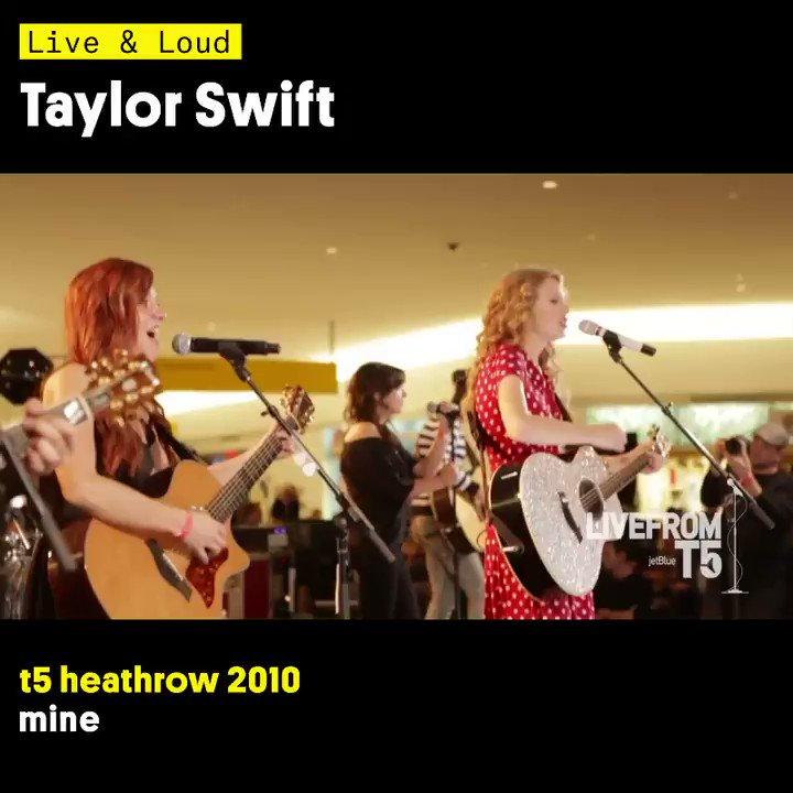 .@taylorswift13's best live moments 🌟