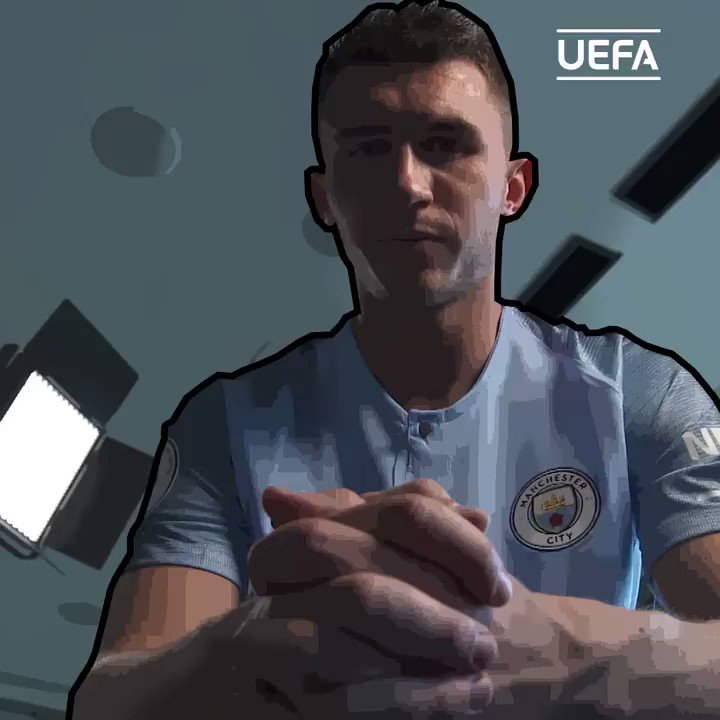 🌠 The Ultimate #UCL Player, built by @ManCity defender @Laporte! Copy the categories and create your own ... 🎨 🤤 Dribbling: ______ ⚡️ Speed: ______ 🎯 Finishing: ______ 💪 Aggression: ______ ⤴️ Aerial ability: ______ 👓 Vision: ______
