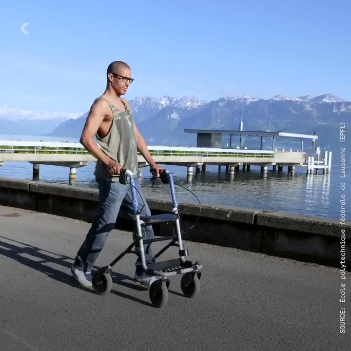 Three Men who Were Once Paralyzed are now Able to Walk Again. #DigitalHealth #HealthTech #IoT #Surgery @jblefevre60 @Jackthelad1947 @seth_leitman @arikring @AdamRogers2030 @Adamsfrt11 @autrement_votre @JolaBurnett @helene_wpli @RobertoValentUN @gvalan