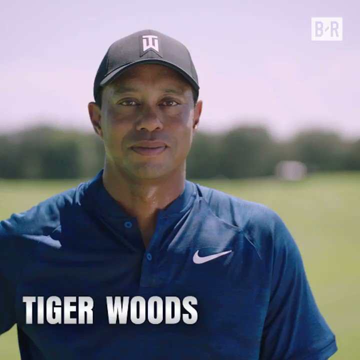 🗣 Elbows Tiger and Phil go head-to-head in a game of...golf pong?