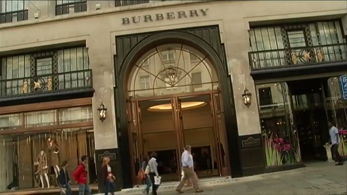 Burberry says new designer Riccardo Tisci is delivering the buzz it needs to drive a turnaround https://reut.rs/2Dt6L9I via @ReutersTV