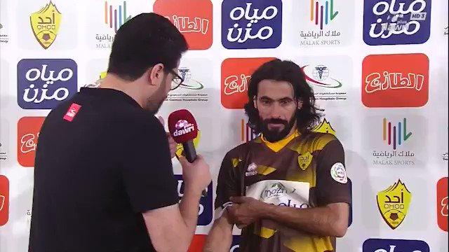 حسين عبدالغني .. انا ضد الـ VAR .. وفقدنا كثير من متعة كرة القدم   #احد_الحزم  #دوري_بلس https://t.co/oYKBpIJaXI