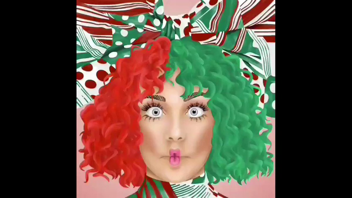 Add some color to your world with @CTappOfficial & 'Everyday Is Christmas' ✨�� https://t.co/JkV2VHLqoC - Team Sia https://t.co/5Eu7VGIMzb