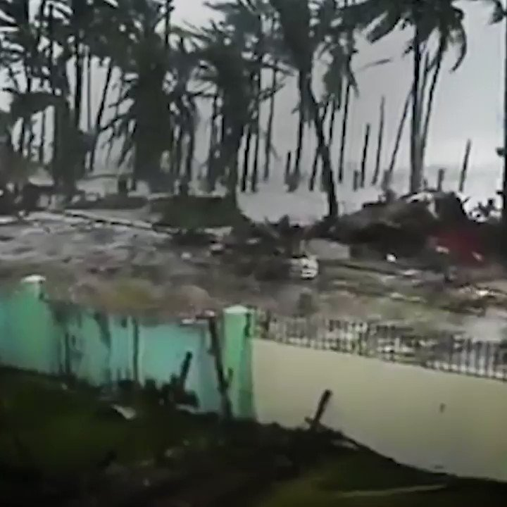 Five years ago, one of the strongest tropical cyclones ever recorded, Typhoon Haiyan, devastated parts of the Philippines. Watch how the UNs rapid response teams were #ReadyToGo when needed ⬇️
