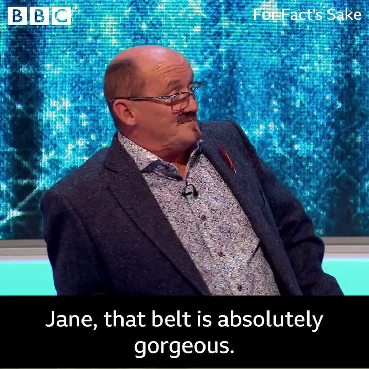 We're totally practising this for the work Christmas do.  For Fact's Sake | BBC One | On now  https://t.co/c4TvCqwjv9