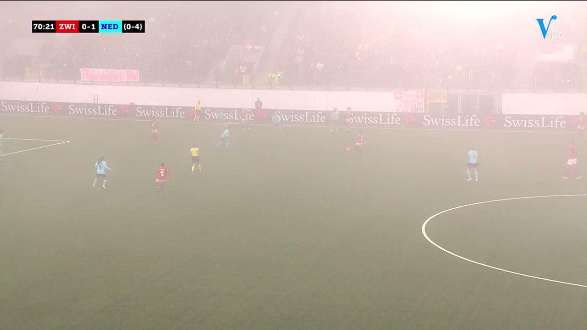Zwitserland - Nederland 1-1 door Coumba Sow