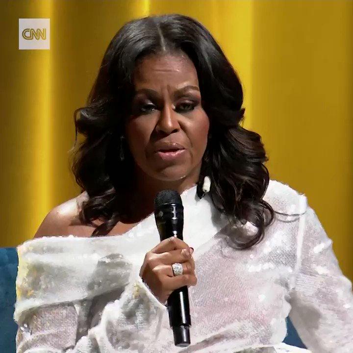 CNN's photo on Michelle Obama