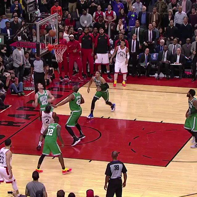 NBA's photo on Kawhi