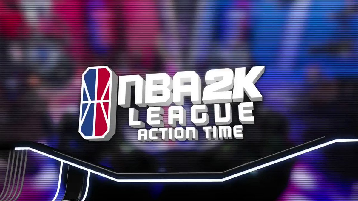 🏀🎮 From the first ever draft to the first ever finals, relieve all of the very BEST moments from the inaugural season of the #NBA2KLeague on Action Time with @JeffEisenband of NBA 2K League: The Post Up