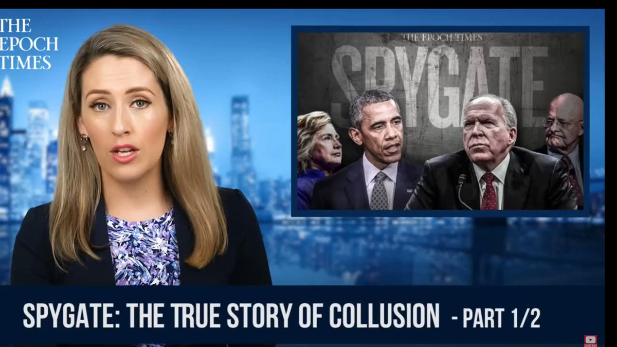 The Mueller Report makes no public accusations of collusion, conspiracy  or cooperation w/Russia by President Trump, his campaign or anyone associated w/him.   Watch the best video you will see on the real collusion. SpyGate: The True Story of Collusion.