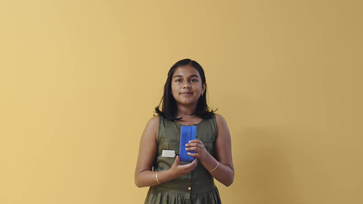 Gitanjali Rao was inspired to act when she heard of the water crisis in Flint, Michigan. She invented Tethys, a device that detects lead in 💧 that sends results to the app she created using the #Android App Maker. Learn more: goo.gl/NqoVr5 #SearchOn