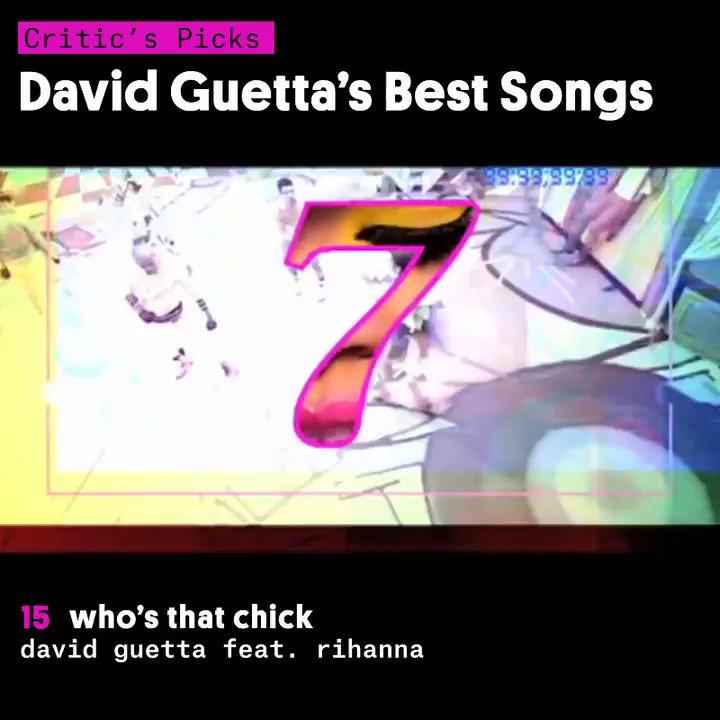 .@davidguetta has anthems 💥