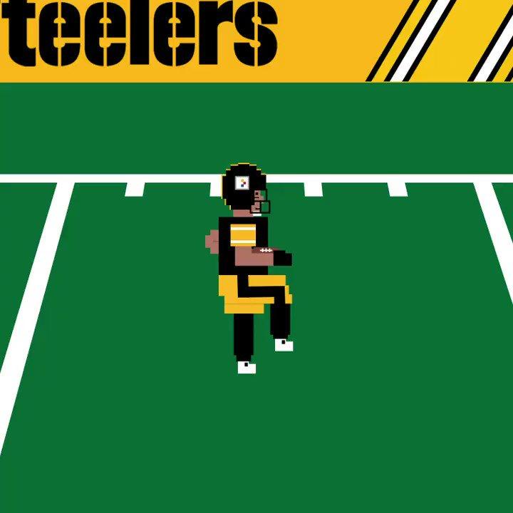 Touchdown @JamesConner_‼️
