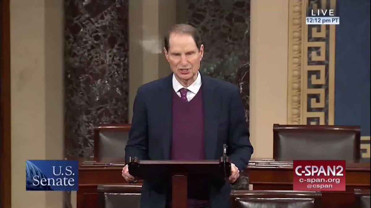 Ron Wyden's photo on The Senate